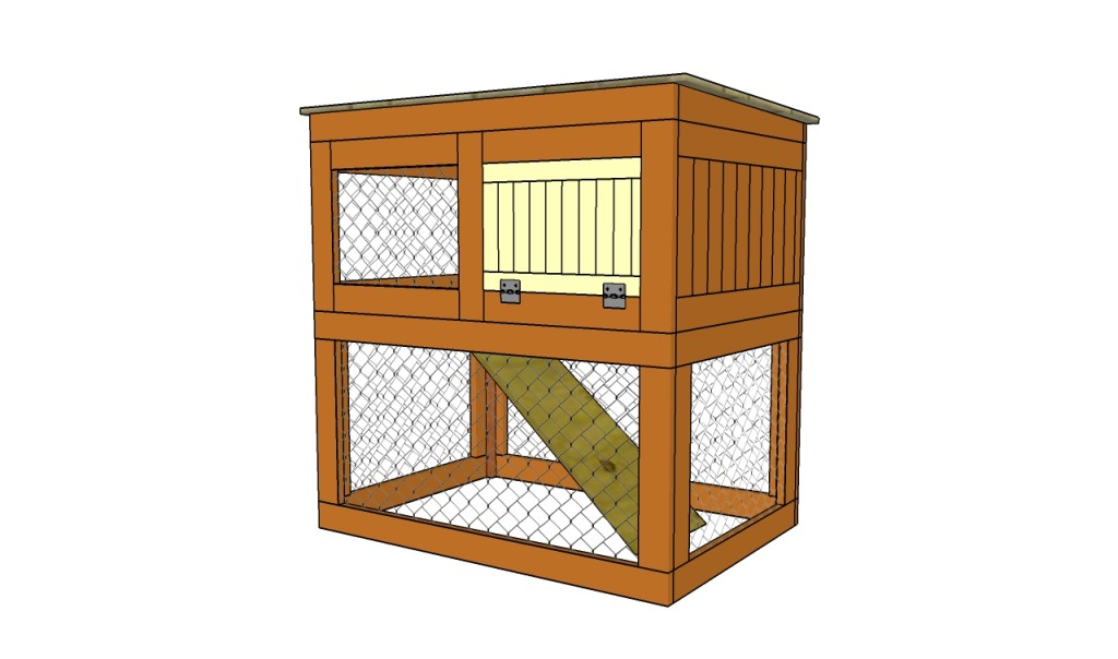 How to build a. Cage clipart rabbit cage