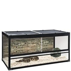 Cage clipart snake. Ball python yawning our