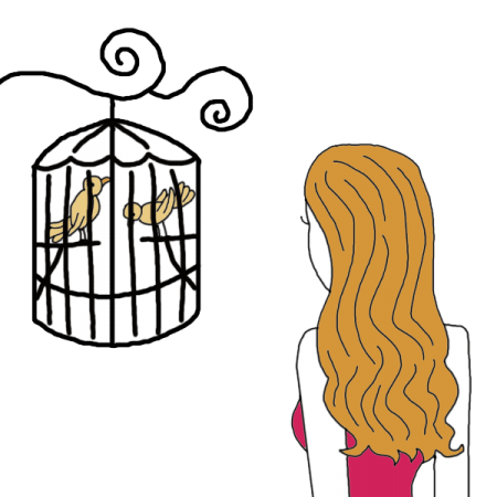 Cage clipart square. Caged bird dream dictionary