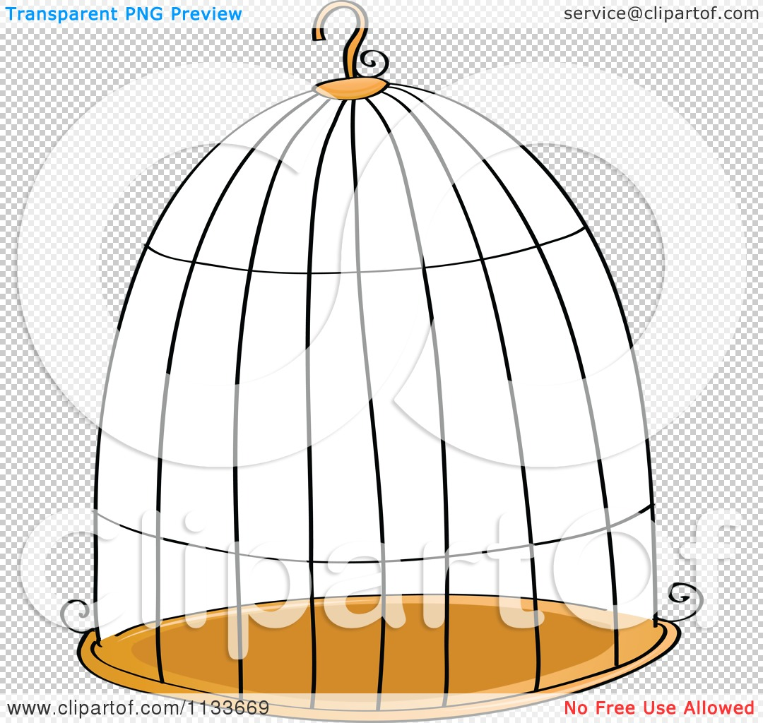 Cage clipart vector. Cartoon pencil and in