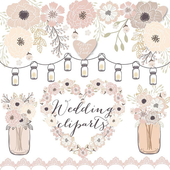Premium vector rustic shabby. Cage clipart wedding