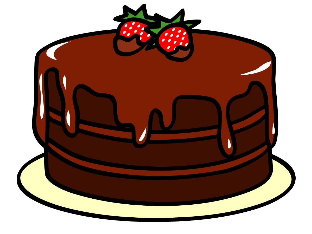 Cake clipart. C for pencil and