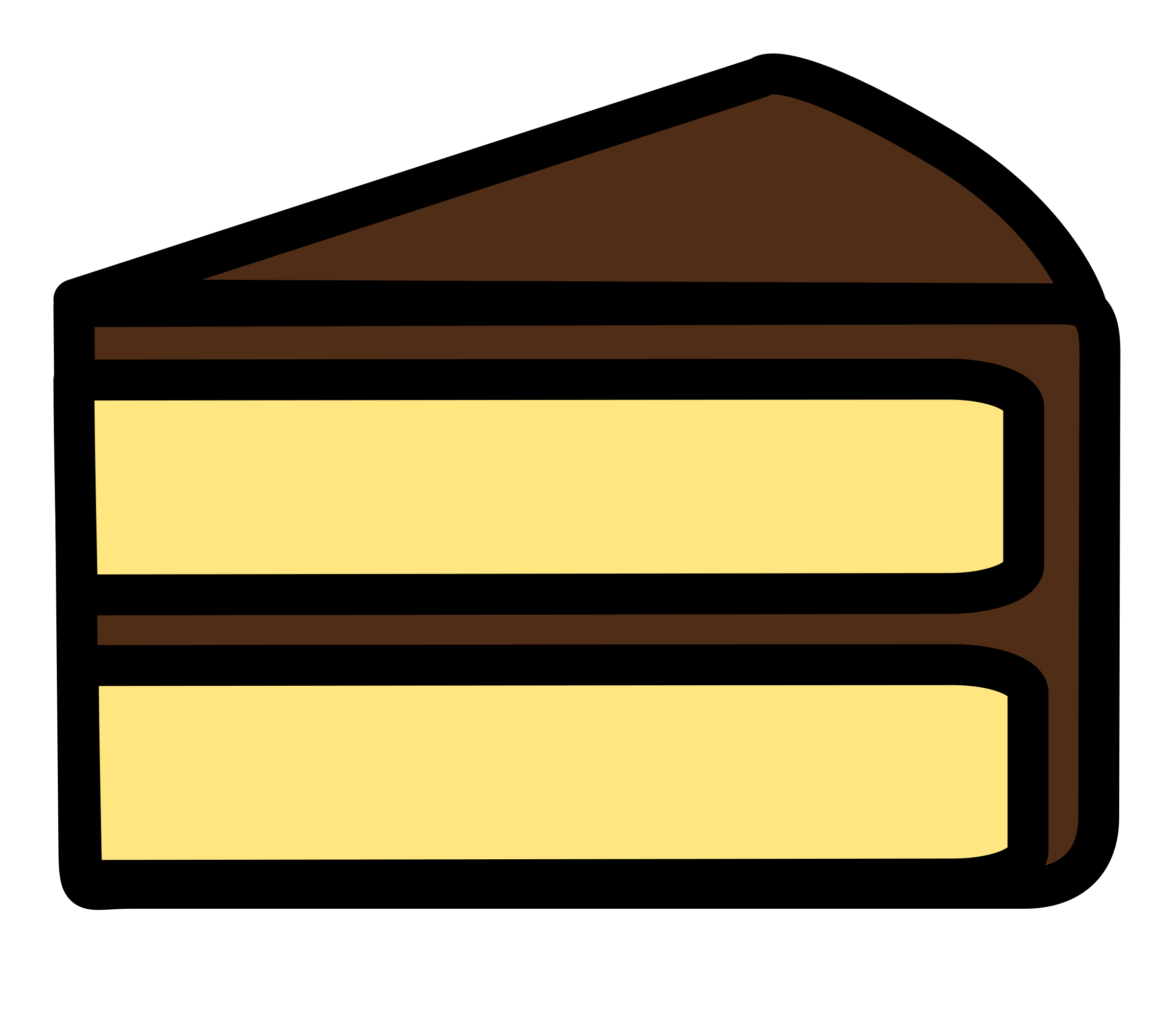 Station. Clipart cake cake slice