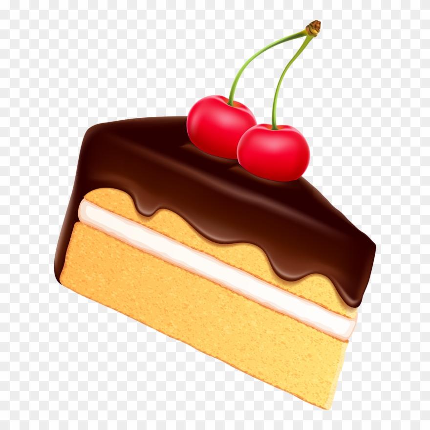 clip art png. Clipart cake cake slice