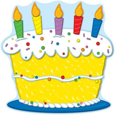 Clip art pinterest. Candles clipart birthday cake