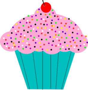 Baked goods clipart youth. Cup cake panda free