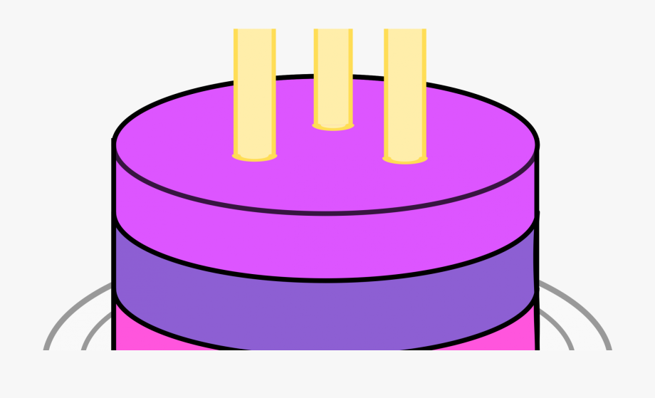 Cake clipart easy. Amazing birthday clip art