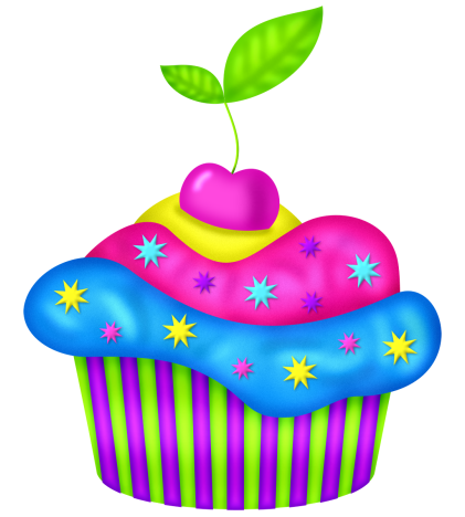 Cupcakes clipart easy cupcake. Png clip art cup
