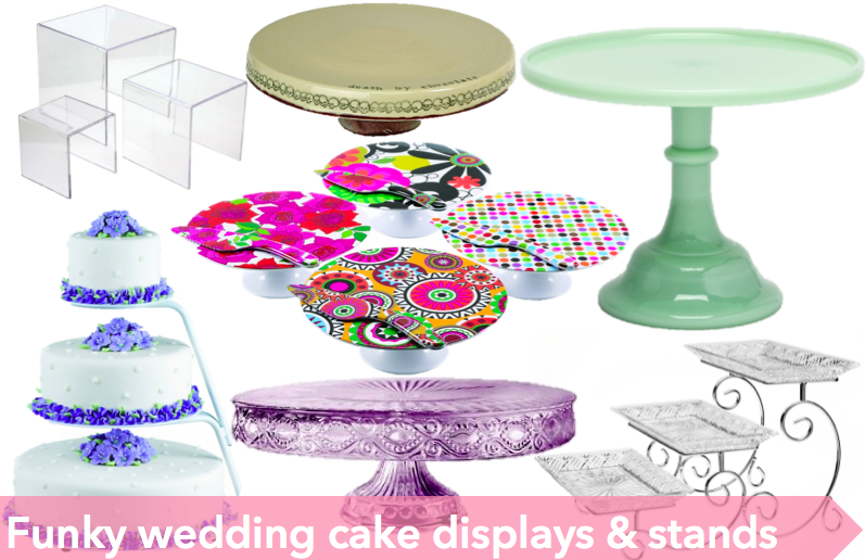 Cake clipart funky. Stands and dessert displays