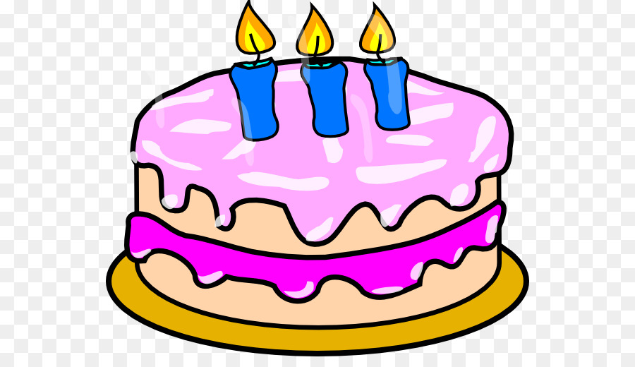 Clipart cake tart. Birthday cartoon cupcake