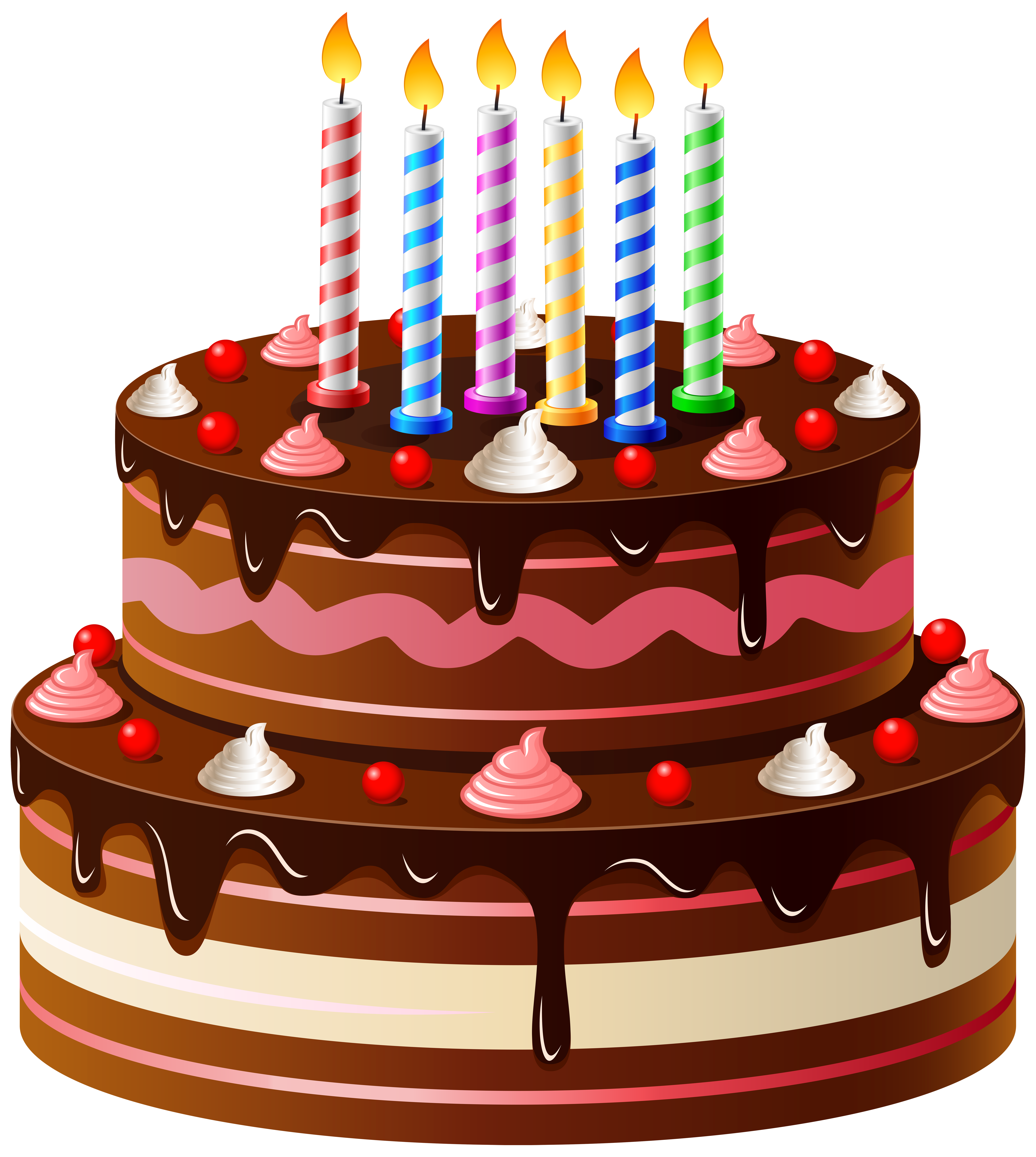 Cake png clip art. Gifts clipart birthday accessory