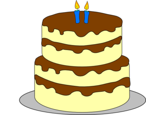 layer. Cake clipart layered cake
