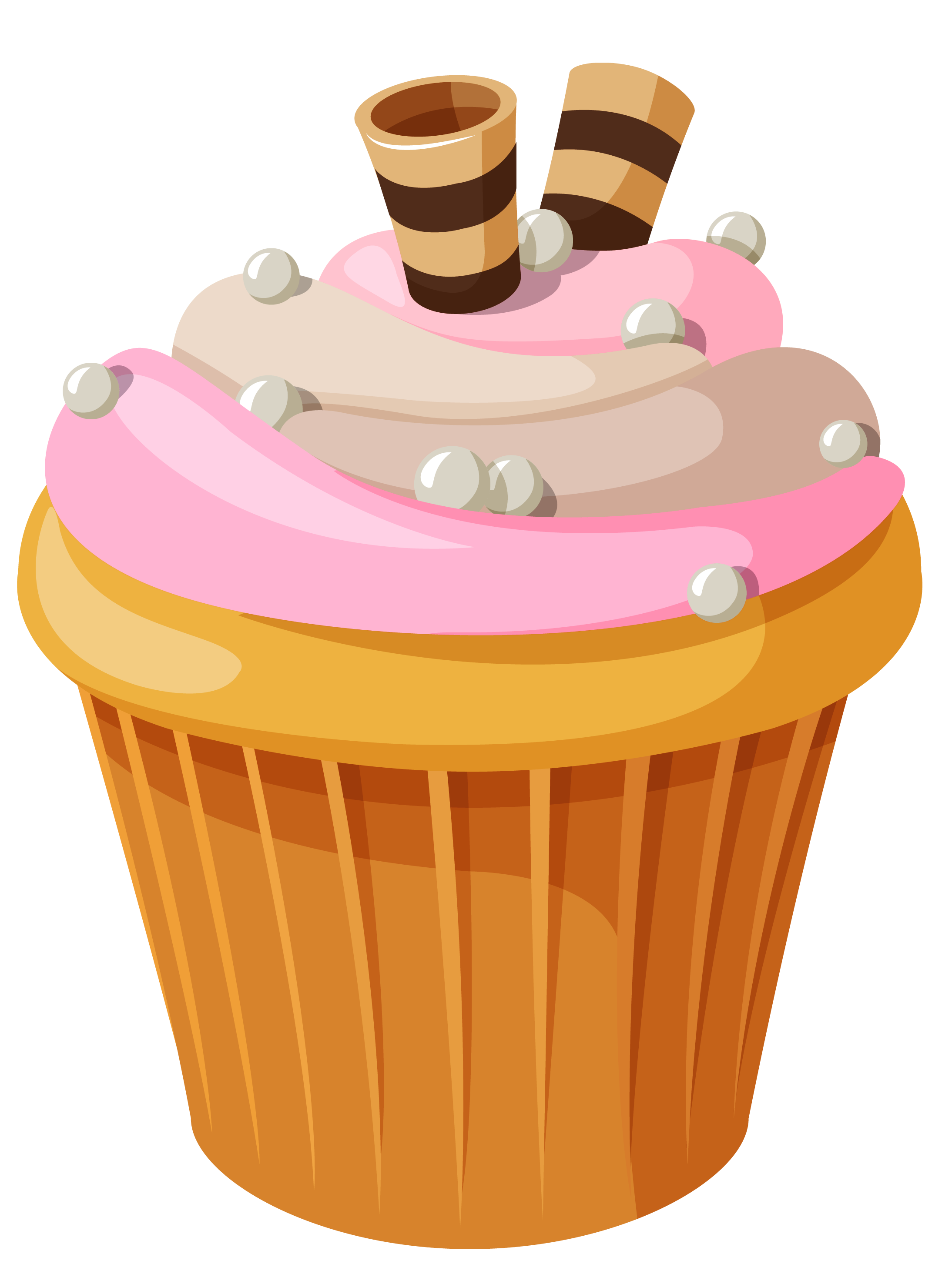 desserts clipart baked sweet