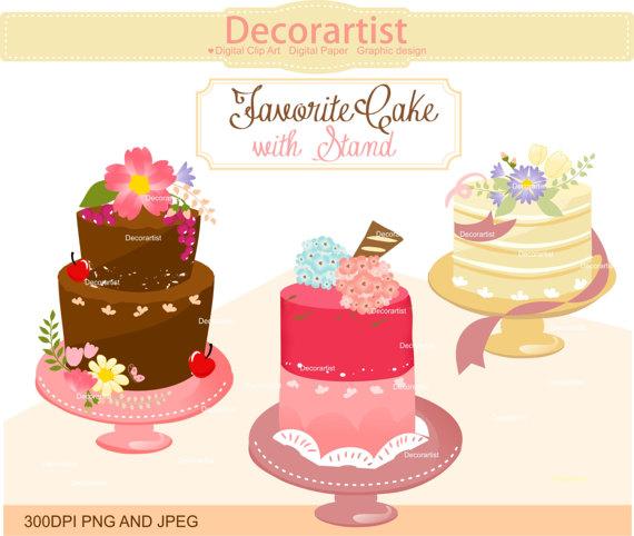 On sale cakes wedding. Cake clipart printable