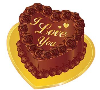 Free birthday and vector. Cake clipart tart