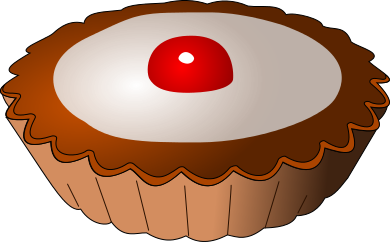 Cake clipart tart. Free cup page of