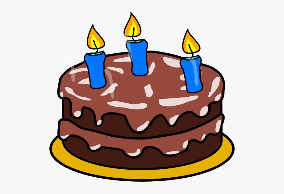 Birthday free . Clipart cake tart