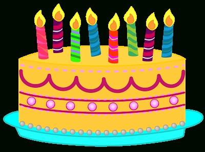 Cake clipart transparent background. Birthday no animehana com