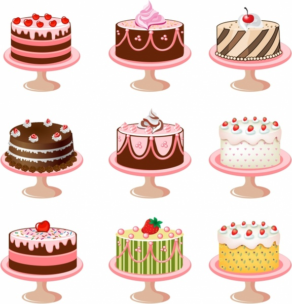 Wedding free download for. Cake clipart vector