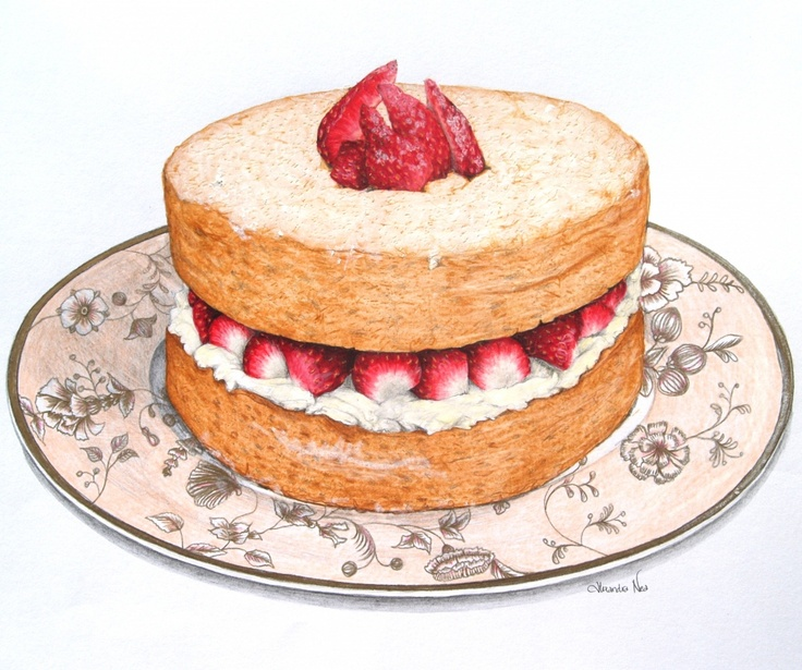 collection of victoria. Cake clipart victorian