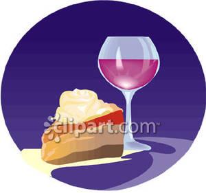 Cake wine