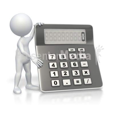 Calculator clipart animation. Presenter media powerpoint templates