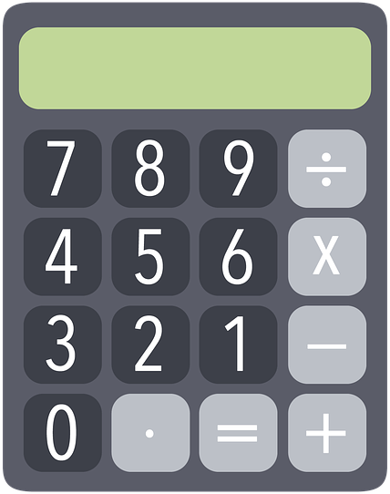 Calculator clipart caculator. Png mart
