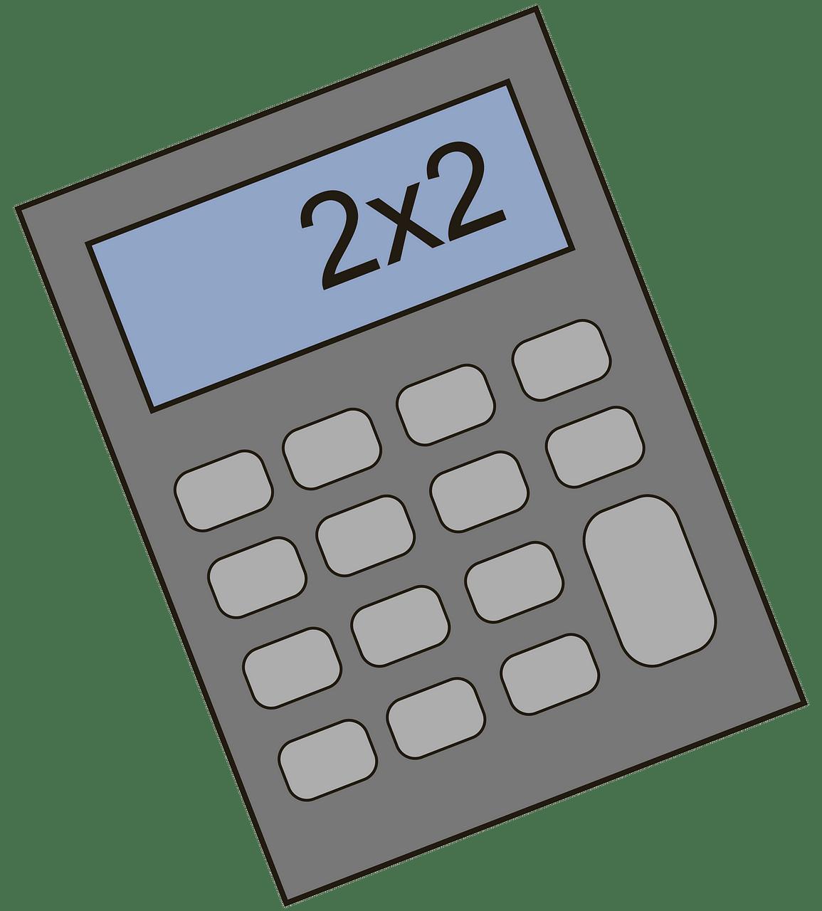 Free download creazilla . Calculator clipart caculator