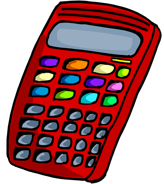 Calculator Clipart Png