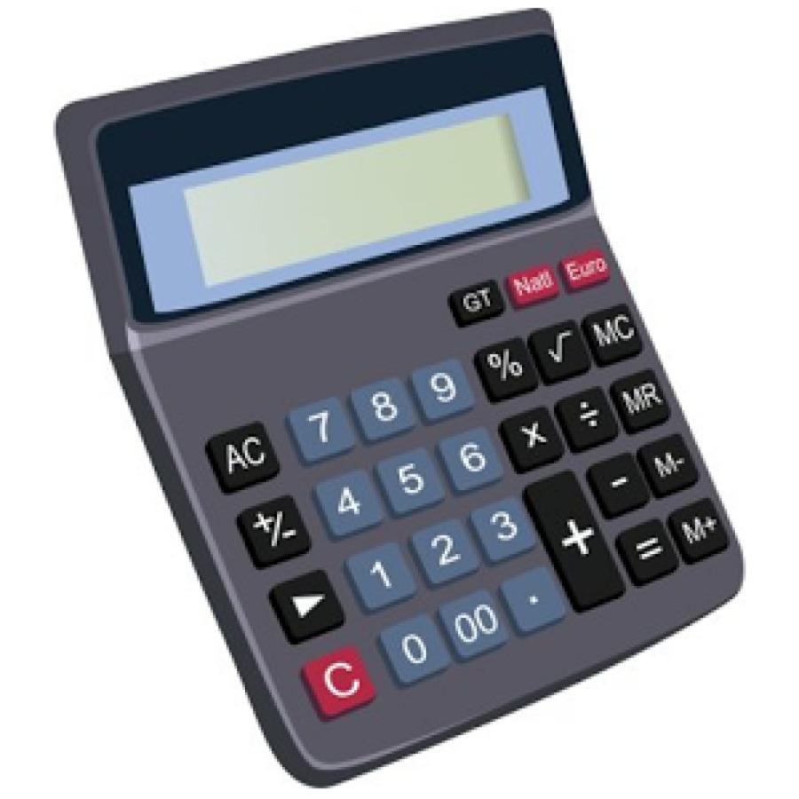 Calculator clipart calcu. Scientific royalty free clip