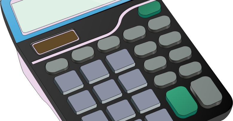 Calculator Clipart Download in png