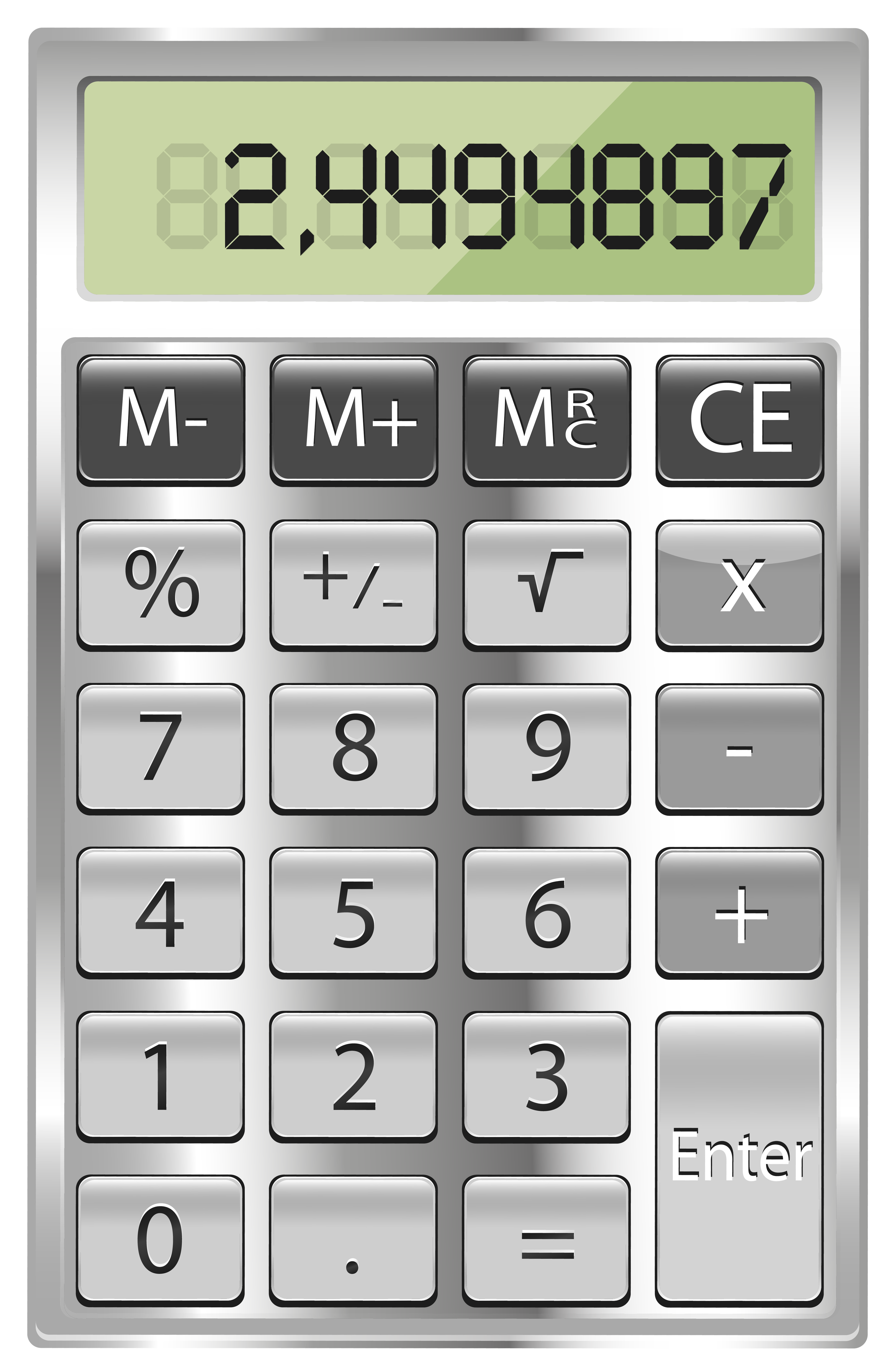Png image gallery yopriceville. Calculator clipart claculator