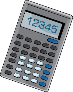 Calculator clipart clip art. Image electronic images