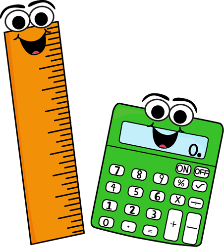And calculator clip art. Clipart ruler