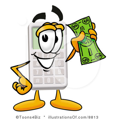 Calculator clipart finance. Bookkeeping panda free images