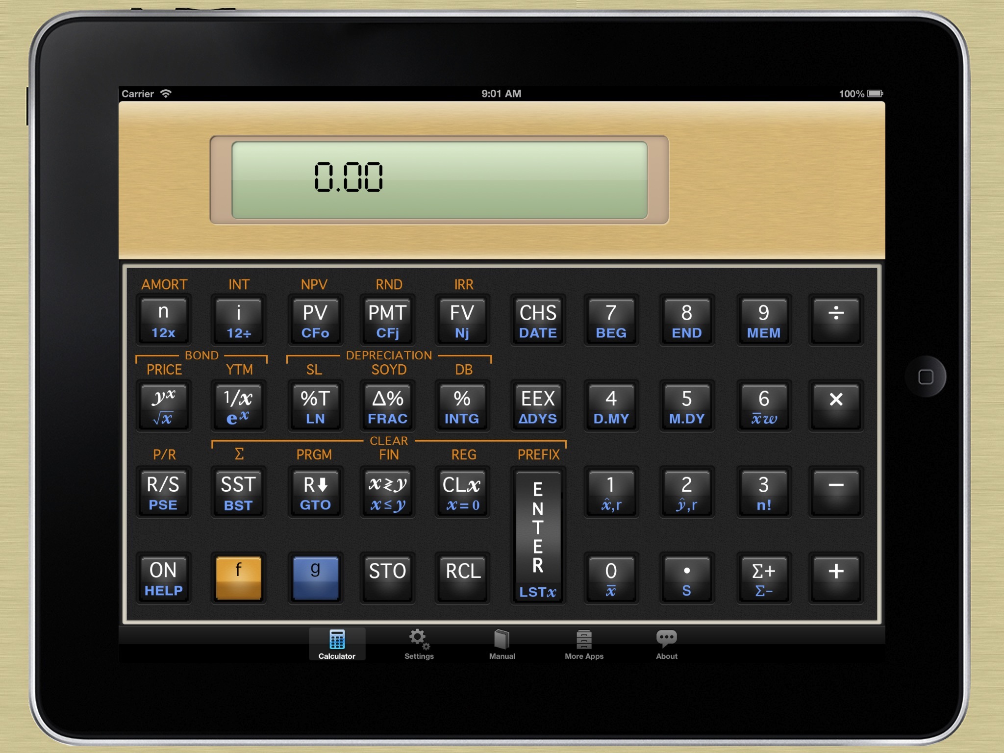 Calculator clipart financial calculator. Vicinno for ipad