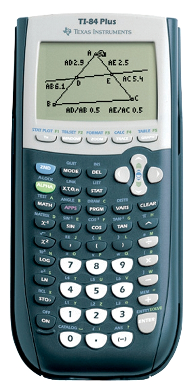 Calculator clipart graphing. Letters ti plus pertaining