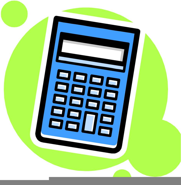 Calculator clipart graphing. Free images at clker