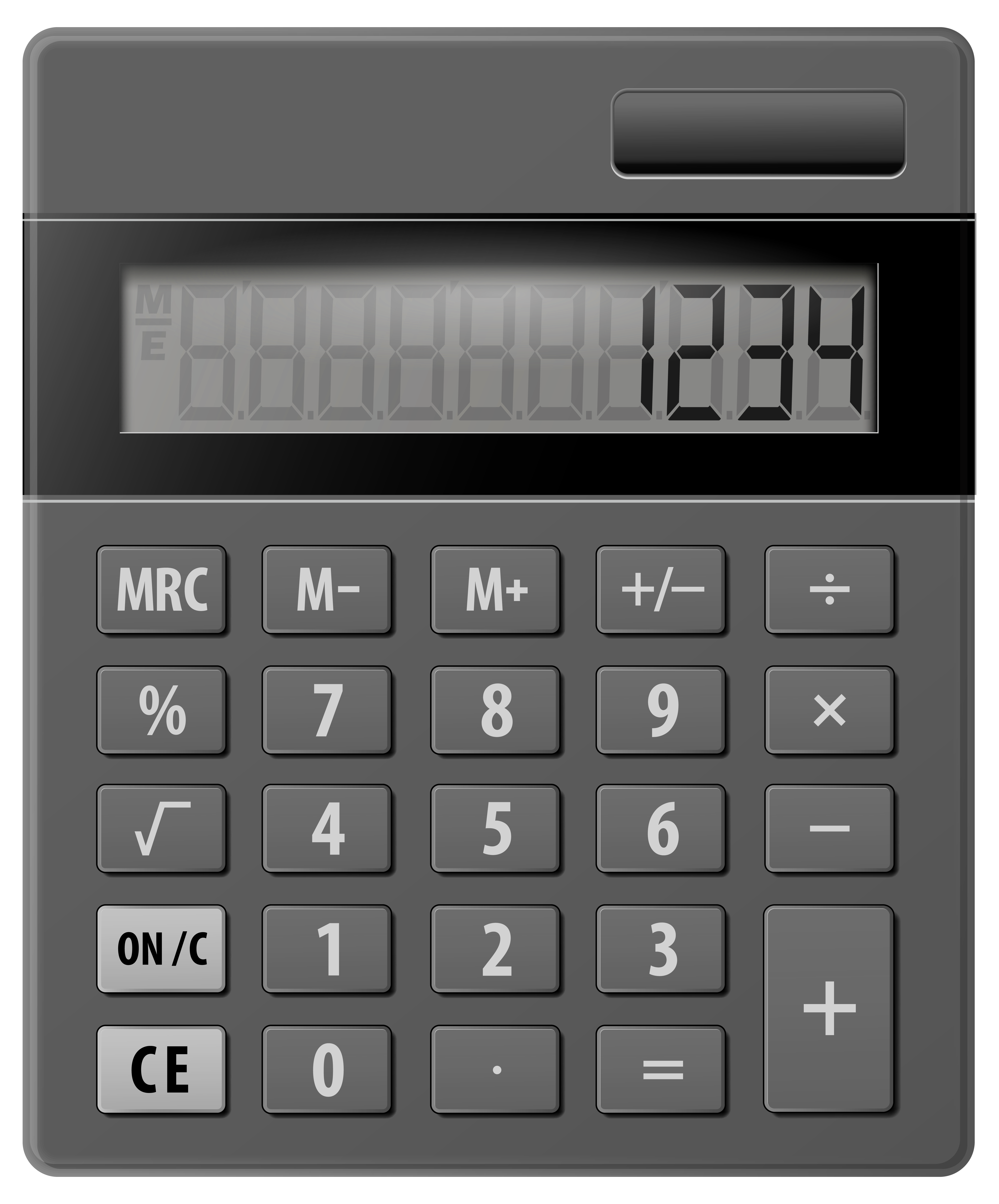 Calculator clipart happy. Png image gallery yopriceville