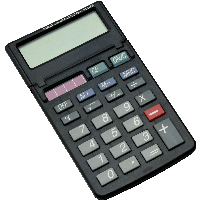 Download free png photo. Calculator clipart happy