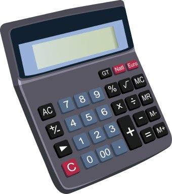 Calculator clipart math calculator. Clip art