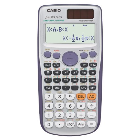 Calculator clipart scientific calculator. Casio fx esplus walmart
