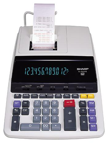 Calculator clipart side view. Amazon com sharp el