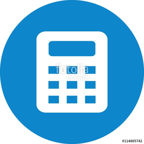 Office at getdrawings com. Calculator clipart silhouette