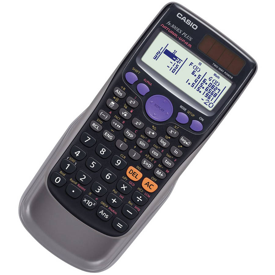 Casio sl sv digit. Calculator clipart solar calculator