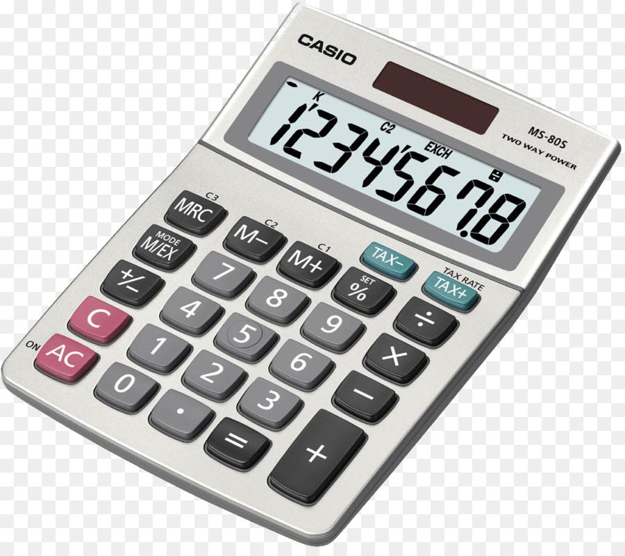 Casio desktop powered . Calculator clipart solar calculator