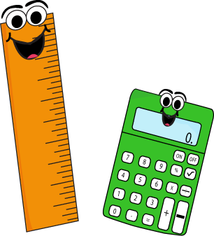 Calculator clipart supply. Ruler and http www