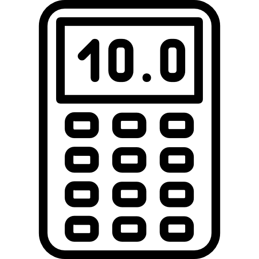 Calculator clipart technology. Free icons icon