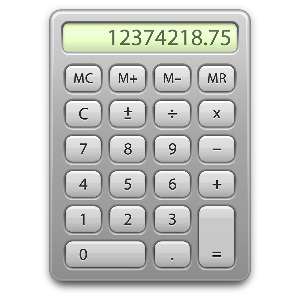 Calculator clipart transparent background. Png image