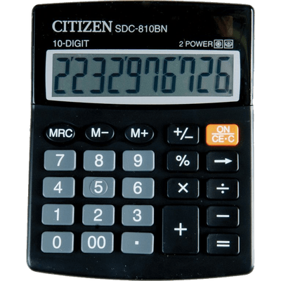 Canon png stickpng citizen. Calculator clipart tumblr transparent